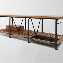 MARCH Worktables - Mark Johan