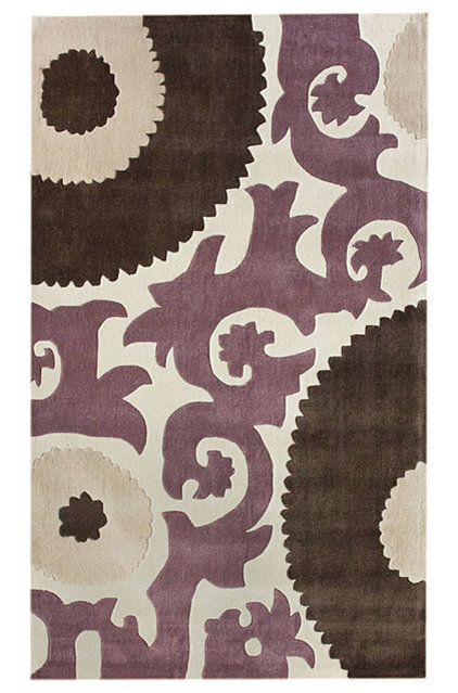 contemporary rugs by Overstock