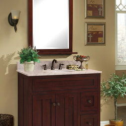 Sunny Wood Kitchen and Bath Collections - Sunny Wood's Grand Haven bath vanity collection.  Find out more at www.sunnywood.biz.