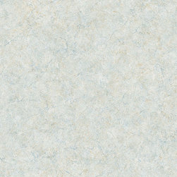 Light Blue and Tan Marble - NT33722 - Collection:Norwall Textures 4