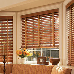 Golden Chestnut Finish w/ Swash Butterscotch Cloth Tape - Who doesn't love a cozy breakfast nook?