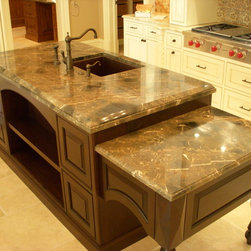Custom Stone Counter tops ( Marble and Granite) -
