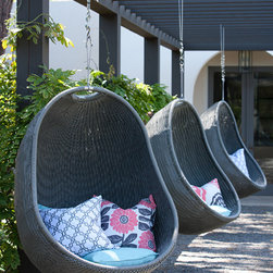 Modern Outdoor Swingsets -