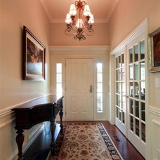 Traditional Entry by Renovation Design Group