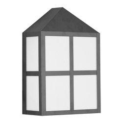 Livex - Livex Outdoor Basics Outdoor Wall Lantern 2999-04 - Finish: Black