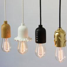 Contemporary Pendant Lighting Solo Pendant