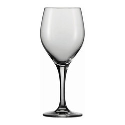 Fortessa Inc - Schott Zwiesel Tritan Mondial All Purpose Red Wine Glasses - Set of 6 - 0008.133 - Shop for Drinkware from Hayneedle.com! Your favorite red will be right at home in the Schott Zwiesel Tritan Mondial All Purpose Red Wine Glasses - Set of 6. Crafted of high-quality Tritan crystal glass for a lasting elegant sparkle. These stunning glasses are dishwasher-safe for the super easy clean up.About Fortessa Inc.You have Fortessa Inc. to thank for the crossover of professional tableware to the consumer market. No longer is classic high-quality tableware the sole domain of fancy restaurants only. By utilizing cutting edge technology to pioneer advanced compositions as well as reinventing traditional bone china Fortessa has paved the way to dominance in the global tableware industry.Founded in 1993 as the Great American Trading Company Inc. the company expanded its offerings to include dinnerware flatware glassware and tabletop accessories becoming a total table operation. In 2000 the company consolidated its offerings under the Fortessa name. With main headquarters in Sterling Virginia Fortessa also operates internationally and can be found wherever fine dining is appreciated. Make sure your home is one of those places by exploring Fortessa's innovative collections.