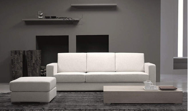 Modern Sectional Sofas Paria Grey Brick Sectional Sofa