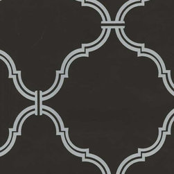 Quatrefoil Trellis Wallpaper by Brewster - Pattern number: 28346948