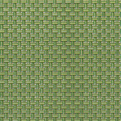 Chilewich - Chilewich Square Basket Weave Placemat Set - A little textural interest doesn't need to take over the table conversation. These basket weave placemats add nuances of subtle color variations within the classic patterns of traditional weaving. Of course, they can also blatantly brush off suggestions of stains and spots under the application of a damp cloth.