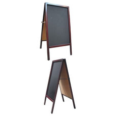 Traditional Bulletin Boards And Chalkboards by display-wholesale.com