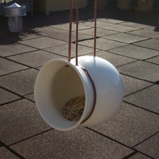 Modern Bird Feeders by 2Modern