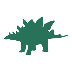 My Wonderful Walls - Stegosaurus Dinosaur Stencil 2 for Painting - - Stegosaurus wall stencil