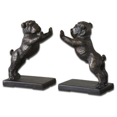 Traditional Bookends by Fratantoni Lifestyles