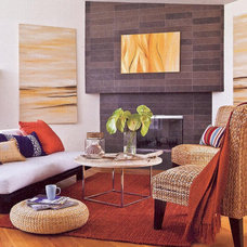 Modern Living Rooms from Pulp Design Studios : Designers' Portfolio 6018 : Home