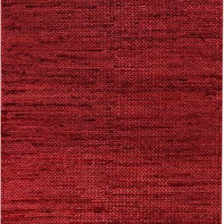 Surya - Surya Tropics TRO-1028 5' x 8' Cherry Rug - The casual feel of the South Pacific is the inspiration in this licensed collection from Cabana Joe's Joe O'Brien. Made of jute and wool, these rugs have a unique hand woven herringbone weave, with colors that reflect the island lifestyle.