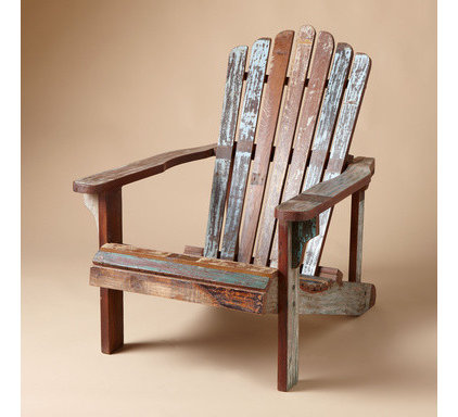 Traditional Outdoor Chairs by Sundance Catalog