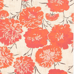 Peony Wallpaper - The favorite flower of many, this peony wallpaper will keep many-a-female satiated until peony season arrives once more!