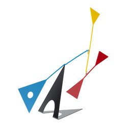 Angular Desktop Mobile - Red/Yellow/Blue