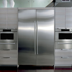 "Wolf 30"" M Series Professional Convection Steam Oven Stainless Steel 