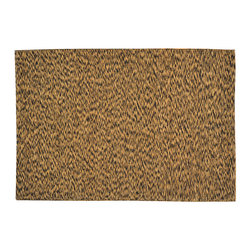 Leather Modern Rug, Hand Woven 5' X 7' With Textured Flat Weave Area Rug SH12774 - Our Modern & Contemporary Rug Collections are directly imported out of India & China.  The designs range from, solid, striped, geometric, modern, and abstract.  The color schemes range from very soft to very vibrant.
