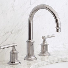 Traditional Bathroom Faucets And Showerheads by Pottery Barn