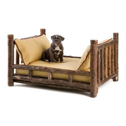 La Lune Collection - Rustic Dog Beds from La Lune Collection - Rustic Dog Bed #5126 by La Lune Collection