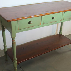 Farmhouse Side Tables And End Tables by ECustomFinishes