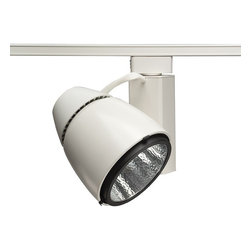 Juno Lighting - Trac-Master T209LED 35W Conix LED Track Light - Dimmable - The sleek sculpted aesthetic of the Conix LED fixtures is unparalleled in the industry. Their elegance is carried through the entire design for a fresh, contemporary appeal.