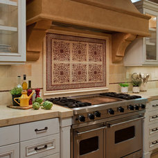 Mediterranean Tile by Cindy Smetana Interiors