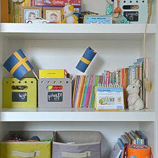 Contemporary Kids by Into interior design