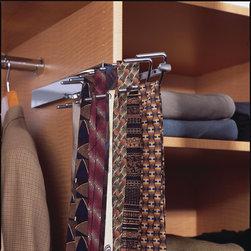 transFORM - Gliding Tie Rack - Gliding tie rack.