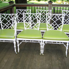 Tropical Chairs by Etsy