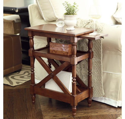 Traditional Side Tables And End Tables by Ballard Designs