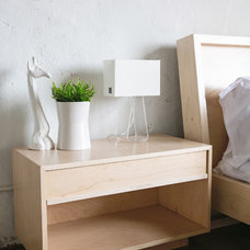 Modern Nightstands And Bedside Tables by Chris Wilhite Design