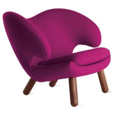 Midcentury Living Room Chairs by Design Within Reach