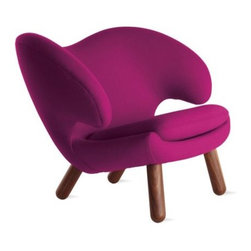 OneCollection - Pelican Chair, Fabric B - If you want something fun and funky in your home, here it is: the Pelican chair.