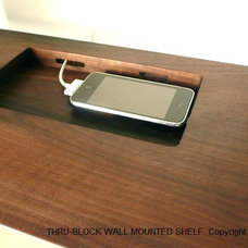 Contemporary Display And Wall Shelves  by wuda