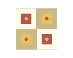 """""""Cube"""" 8x8 Encaustic Cement Tiles - """"Make every space Count"""" with Rustico Tile and Stone, wholesale flooring, global shipping."""