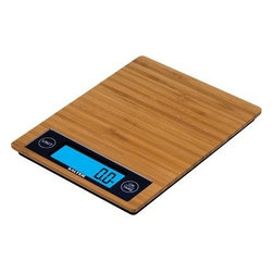 Taylor - Salter Bamboo Kitchen Scale - Salter 1052BM Bamboo Kitchen Scale