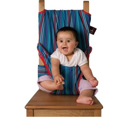 Eclectic High Chairs And Booster Seats by ATG Stores