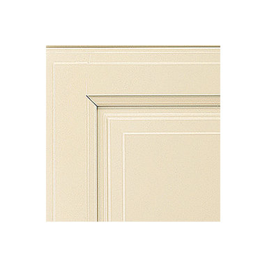 Maple Paint Finishes from Wellborn Cabinet - Creme
