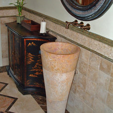 Asian Bathroom Sinks by Impact Imports