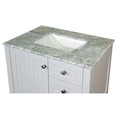 Contemporary Bathroom Vanities And Sink Consoles by Corbel Universe