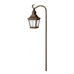 Hinkley - Hinkley One Light Copper Bronze Path Light - 1555CB - This One Light Path Light is part of the Path Collection and has a Copper Bronze Finish. It is Outdoor Capable, and Wet Rated.