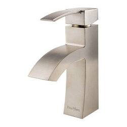PRICE PFISTER - Lead Law Compliant Single Control 4 CC Lavatory Bernini Brushed Nickel -