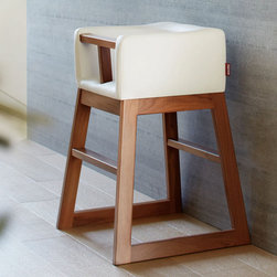 Monte Design - Tavo High Chair - modern tavo high chair - contemporary nursery furniture