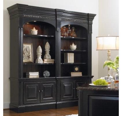 Staging Bookshelves