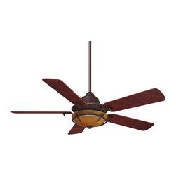 Savoy House - Savoy House 52P-620-5BC-13 Big Canoe Ceiling Fan - Ceiling Fan with a refined, sophisticated design.
