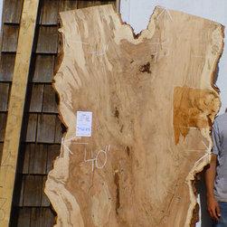 Maple Wood Slab 3460x3 - Maple